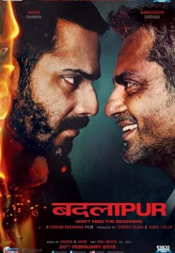 Badlapur (2015) Hindi Movie Download Full HD 480p 250MB