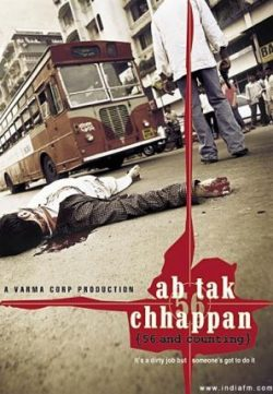Ab Tak Chhappan (2004) Hindi Movie 300MB 480p Download