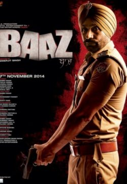 Baaz (2014) Punjabi Movie 200MB Download