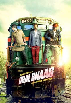 Chal Bhaag (2014) Hindi Movie HDRip 720P Free Download 400MB