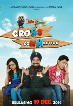 Cross Connection (2015) Punjabi Movie 200MB 480p Download