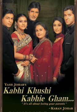 Kabhi Khushi Kabhie Gham (2001) Full Video Songs 720P Download