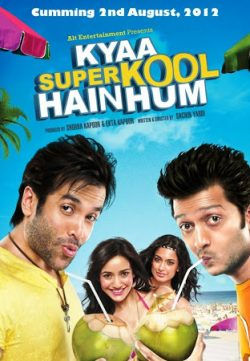 Kyaa Super Kool Hain Hum (2012) Full Video Songs 720P