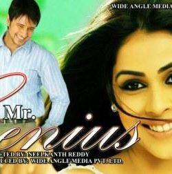Mr. Genius (2008) Hindi Dubbed Download 300MB 480p