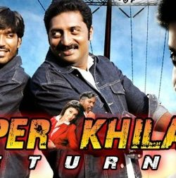 Super Khiladi Returns (2006) Hindi Dubbed Download 200MB 480p