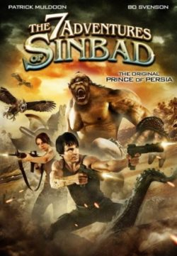 The 7 Adventures of Sinbad (2010) Hindi Dubbed Download 200MB 480p