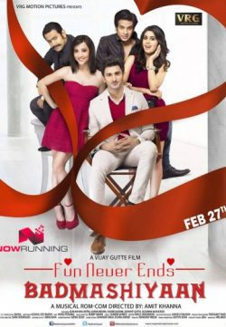 Badmashiyaan (2015) Hindi Movie Watch Online