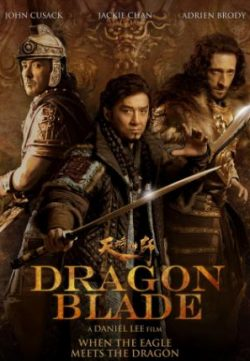 Dragon Blade (2015) 250MB Download English 480p
