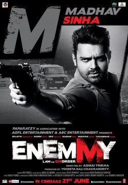 Enemmy (2013) Hindi Movie WebRip Watch Online