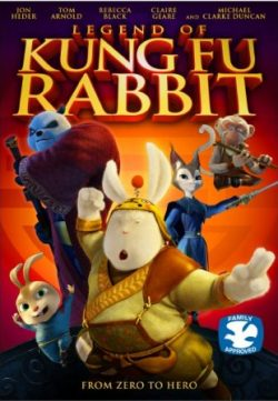 Legend of Kung Fu Rabbit (2011) Dual Audio Download 250MB