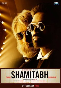 Shamitabh (2015) Hindi Movie 720p Download 250MB