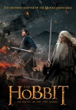 The Hobbit: The Battle of the Five Armies (2014) Dual Audio Download HD 480p