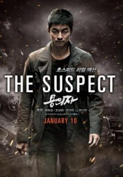 The Suspect (2013) Hindi Dubbed Download 200MB 480p