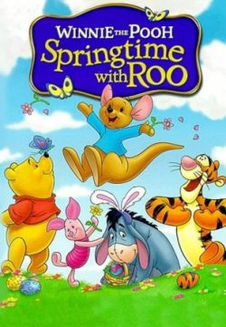 Winnie the Pooh Springtime with Roo (2004) Hindi Dubbed Download 200MB