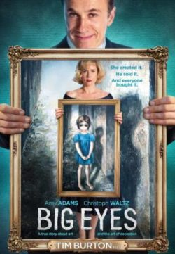 Big Eyes (2014) 200MB 480p Free Download English