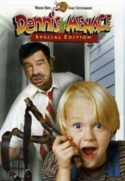 Dennis the Menace (1993) hindi dubbed Download 250MB 480p