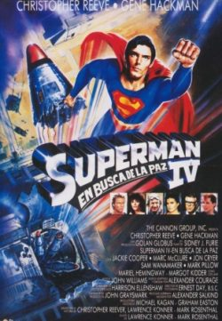 Superman IV (1987) Hindi Dubbed Download 250MB 480p