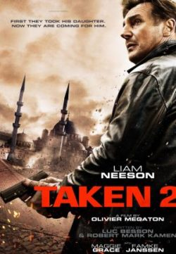 Taken 2 (2012) 250MB 480p Download English