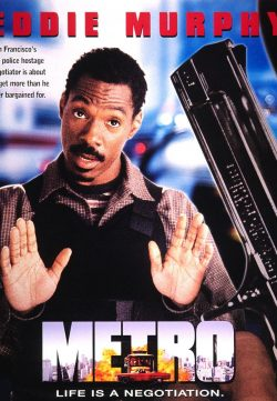 Metro (1997) Hindi Dubbed Download HD 480p 250MB