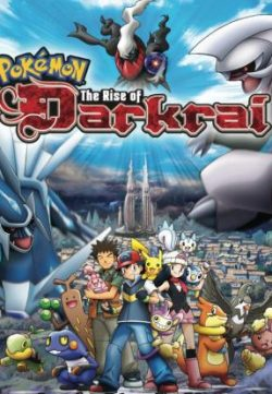 Pokemon: The Rise of Darkrai (2007) Hindi Dubbed Download 200MB