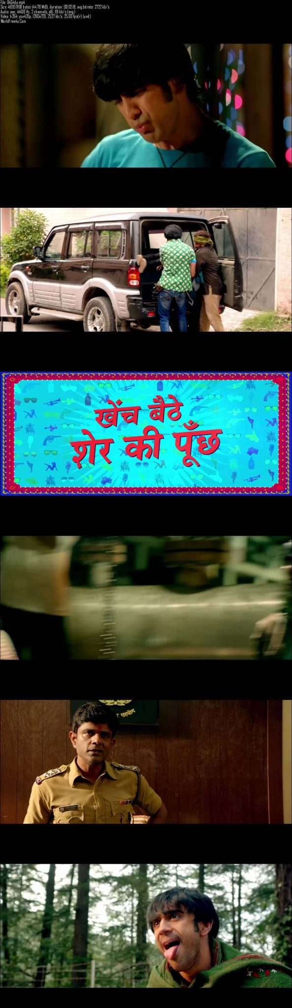 Guddu Rangeela (2015) Hindi Movie Official Trailer