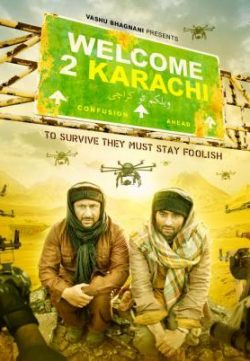 Welcome to Karachi 2015 Watch Hindi Movie Online PdvdRip