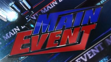 WWE Main Event 22nd May (2015)