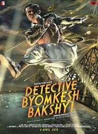Detective Byomkesh Bakshy (2015) Hindi Movie 720p 250MB