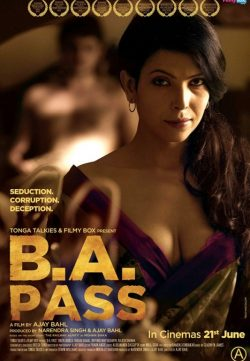 B.A. Pass (2013) Hindi 720p HD BluRay 800MB