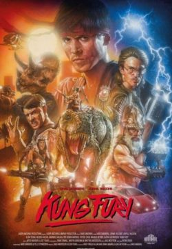 Kung Fury (2015) WebRip HD 150MB Download