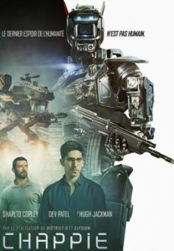Chappie (2015) English 200MB 480p