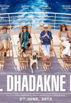 Dil Dhadakne Do (2015) Hindi Movie 300MB