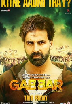 Gabbar is Back (2015) Hindi Movie DVDRip 720P