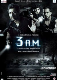 3 A.M: A Paranormal Experience (2014) HDRip 720P
