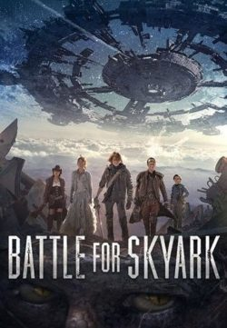 Battle for Skyark (2015) English HDRip 200MB