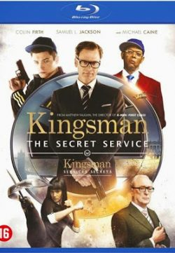 Kingsman The Secret Service (2014)  Dual Audio (Hindi Eng) Hindi Dubbed 300MB