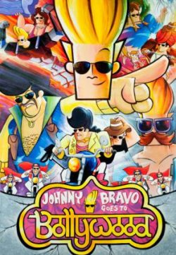 Johnny Bravo Goes to Bollywood (2011) 350MB Hindi 480p