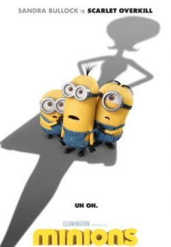 MINIONS (2015) 225MB HDTSRIP 480P ENGLISH