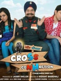 Cross Connection (2015) Punjabi Movie 300MB Webrip 480P