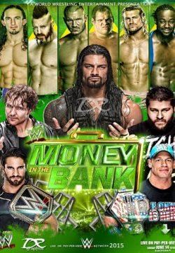 WWE Money In The Bank Kickoff 14 June (2015)