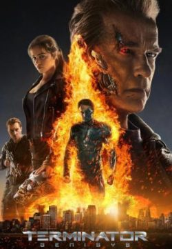 Terminator Genisys (2015) 325MB HQCam 480P Hindi Dubbed