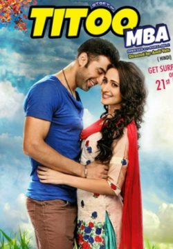 Titoo MBA (2014) Hindi Movie 300MB HD 480P