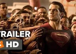 Batman v Superman Dawn of Justice (2016) Official Trailer