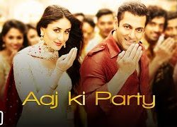 Aaj Ki Party – Bajrangi Bhaijaan (2015) Video Song 720P HD