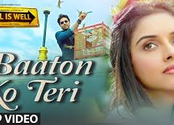 Baaton Ko Teri – All Is Well (2015) Video Song 720P HD