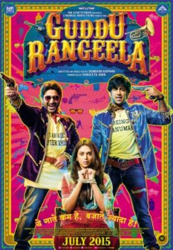 Guddu Rangeela (2015) Hindi Movie 300MB  HD 480p