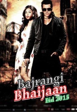 Bajrangi Bhaijaan (2015) Hindi Movie Pdvd 400MB