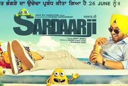 Sardaar ji (2015) Punjabi Movie 250MB DVDScr