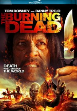 THE BURNING DEAD (2015) 720P BLURAY X265 350MB