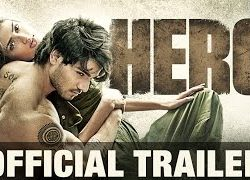 HERO (2015) Hindi Movie Official Trailer